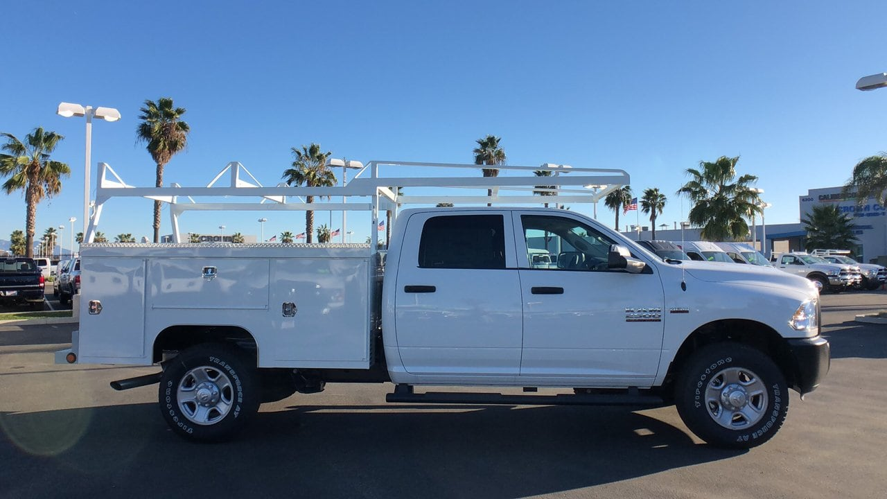 2018 Ram 2500 Crew Cab 4x4,  Scelzi Service Body #E3204 - photo 5