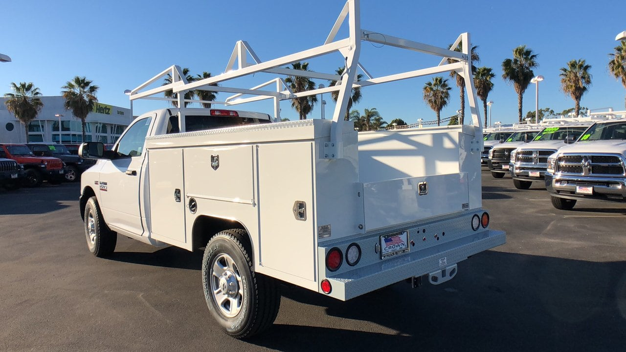2018 Ram 2500 Regular Cab 4x2,  Scelzi Service Body #E3205 - photo 2