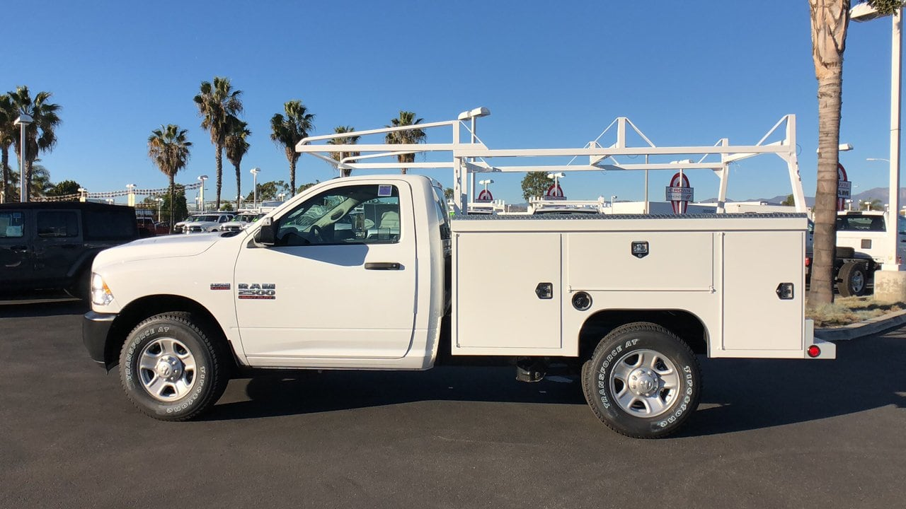2018 Ram 2500 Regular Cab 4x2,  Scelzi Service Body #E3205 - photo 8