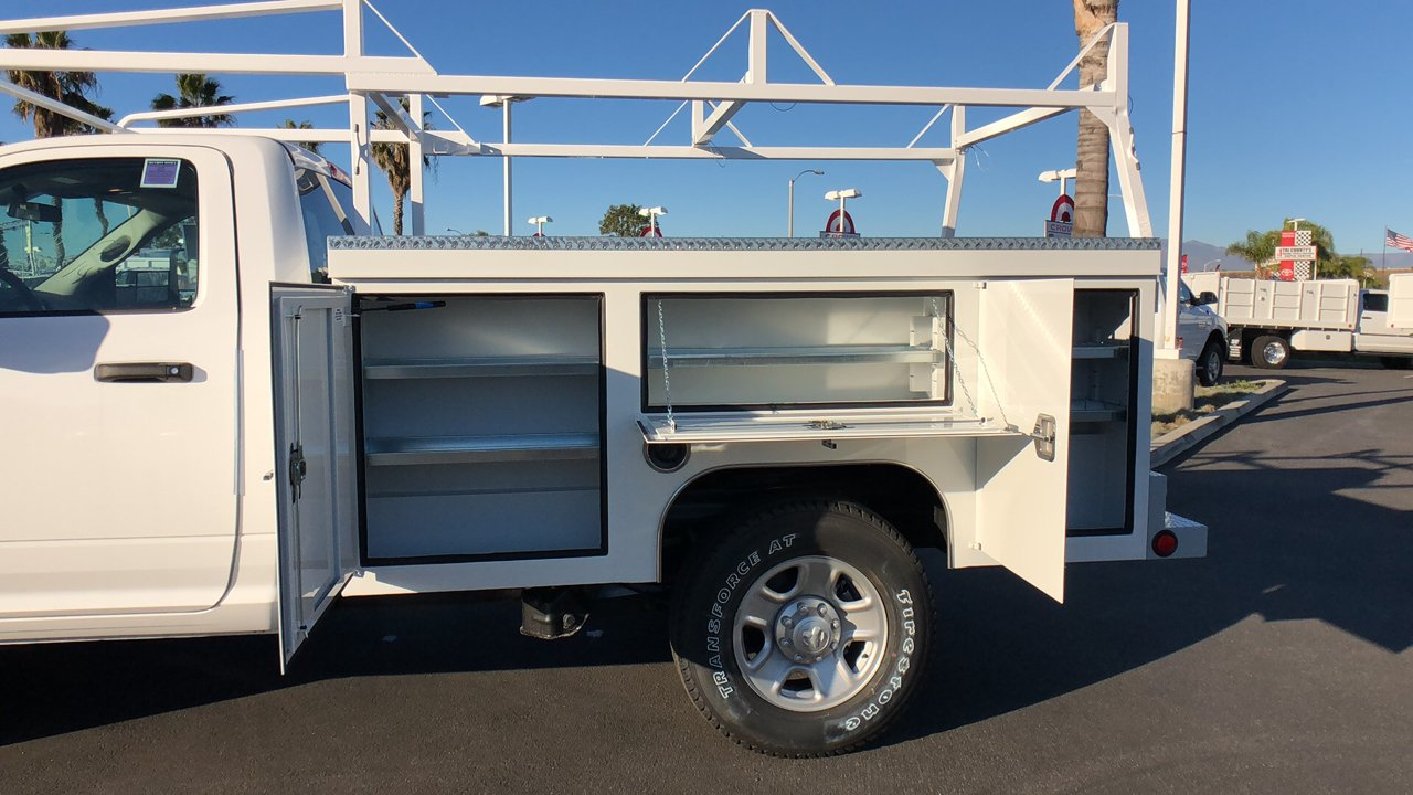 2018 Ram 2500 Regular Cab 4x2,  Scelzi Service Body #E3205 - photo 10