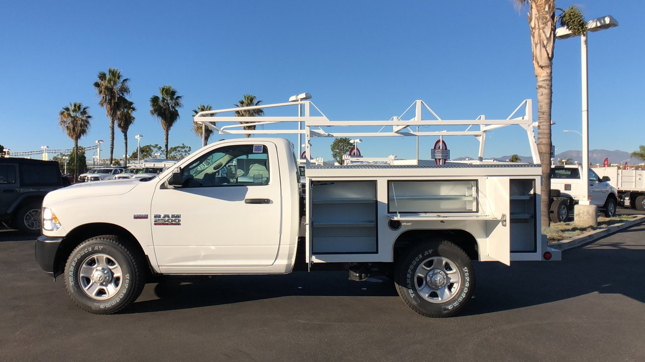 2018 Ram 2500 Regular Cab 4x2,  Scelzi Service Body #E3205 - photo 11