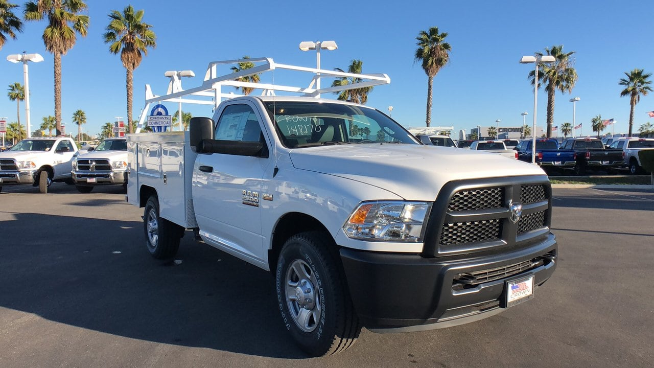 2018 Ram 2500 Regular Cab 4x2,  Scelzi Service Body #E3205 - photo 4