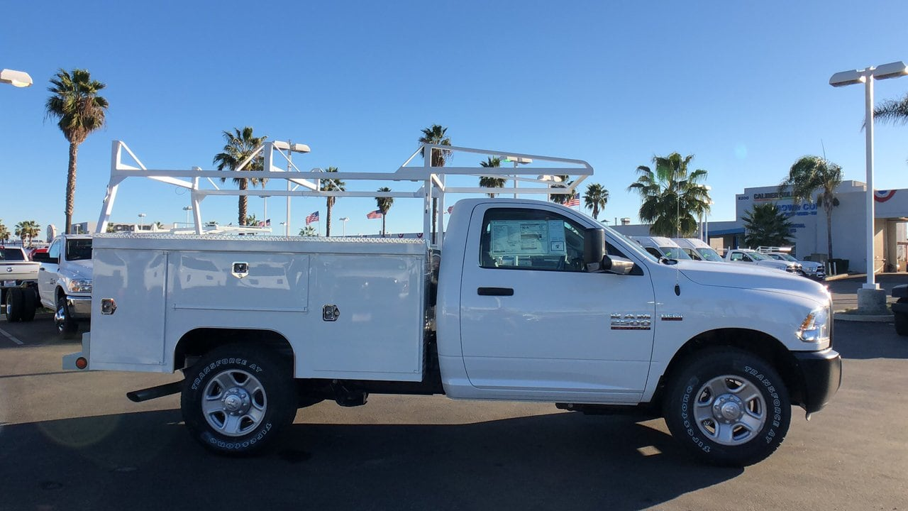 2018 Ram 2500 Regular Cab 4x2,  Scelzi Service Body #E3205 - photo 5