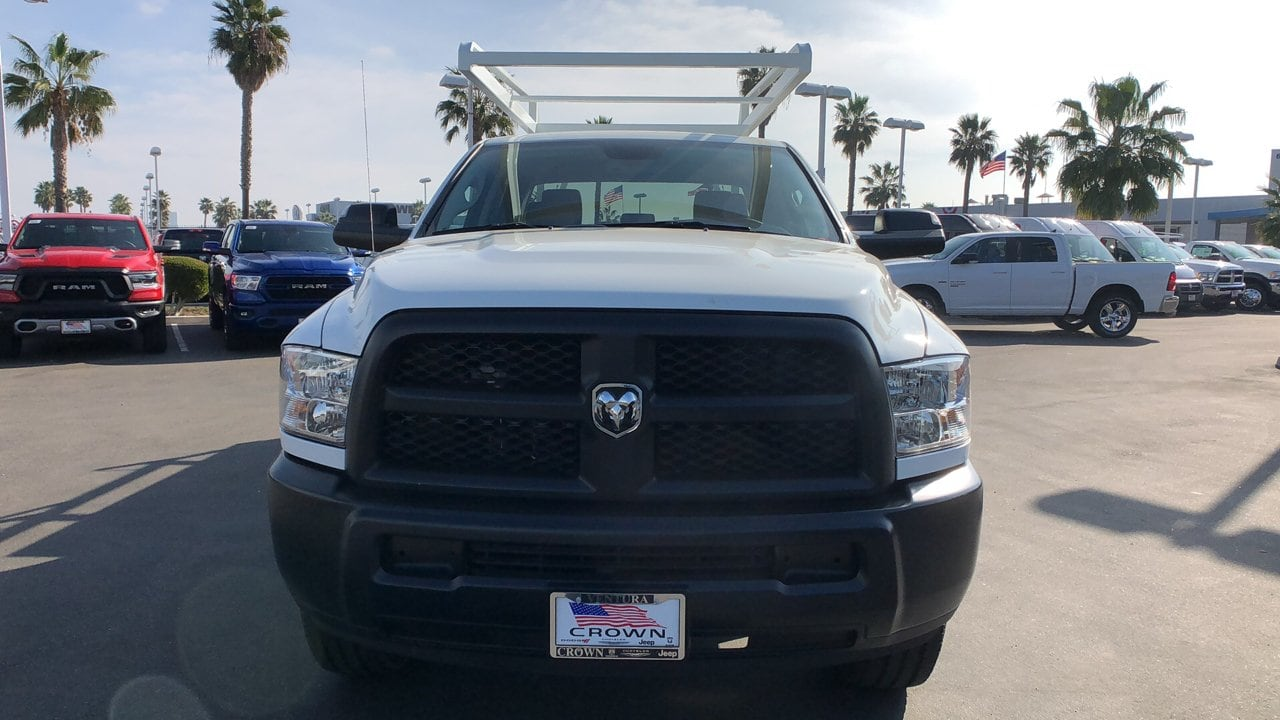 2018 Ram 2500 Crew Cab 4x4,  Scelzi Service Body #E3206 - photo 3
