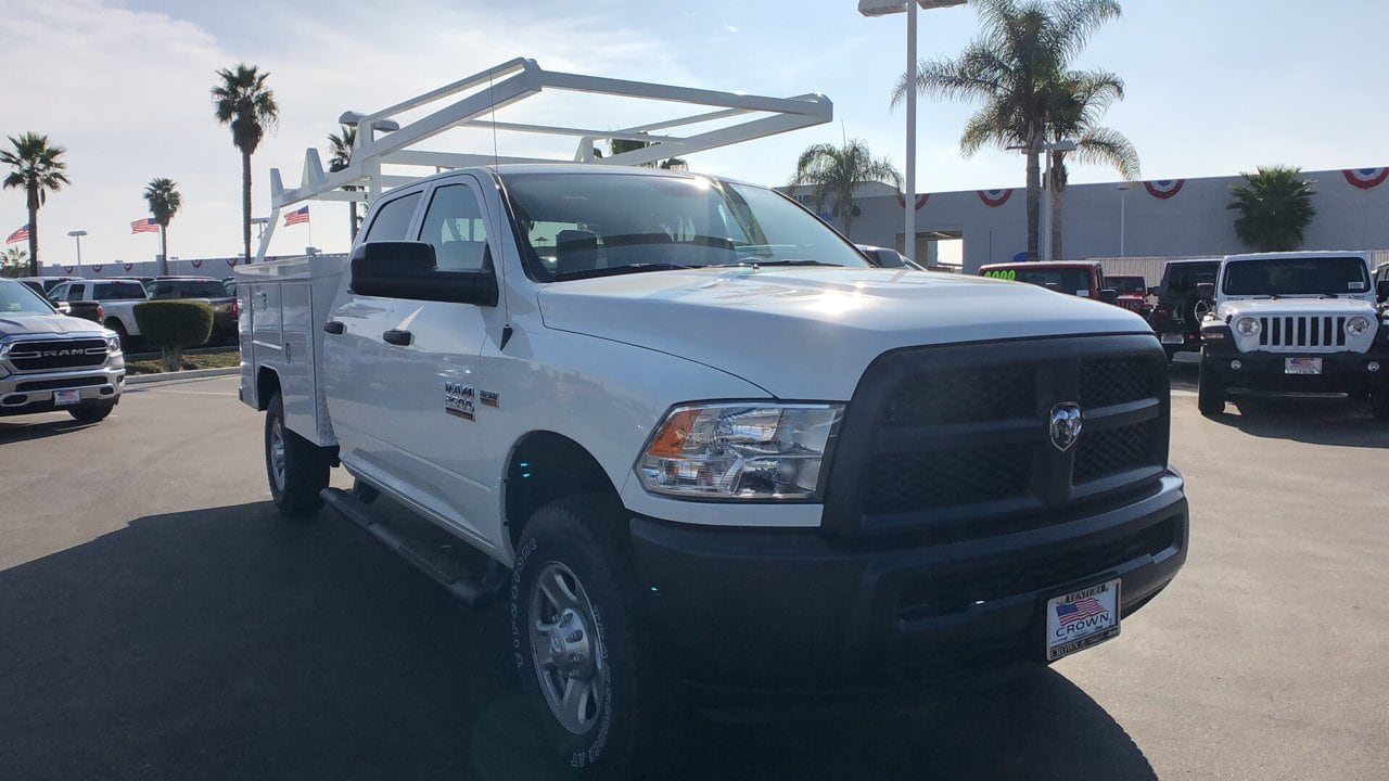 2018 Ram 2500 Crew Cab 4x4,  Scelzi Service Body #E3206 - photo 4