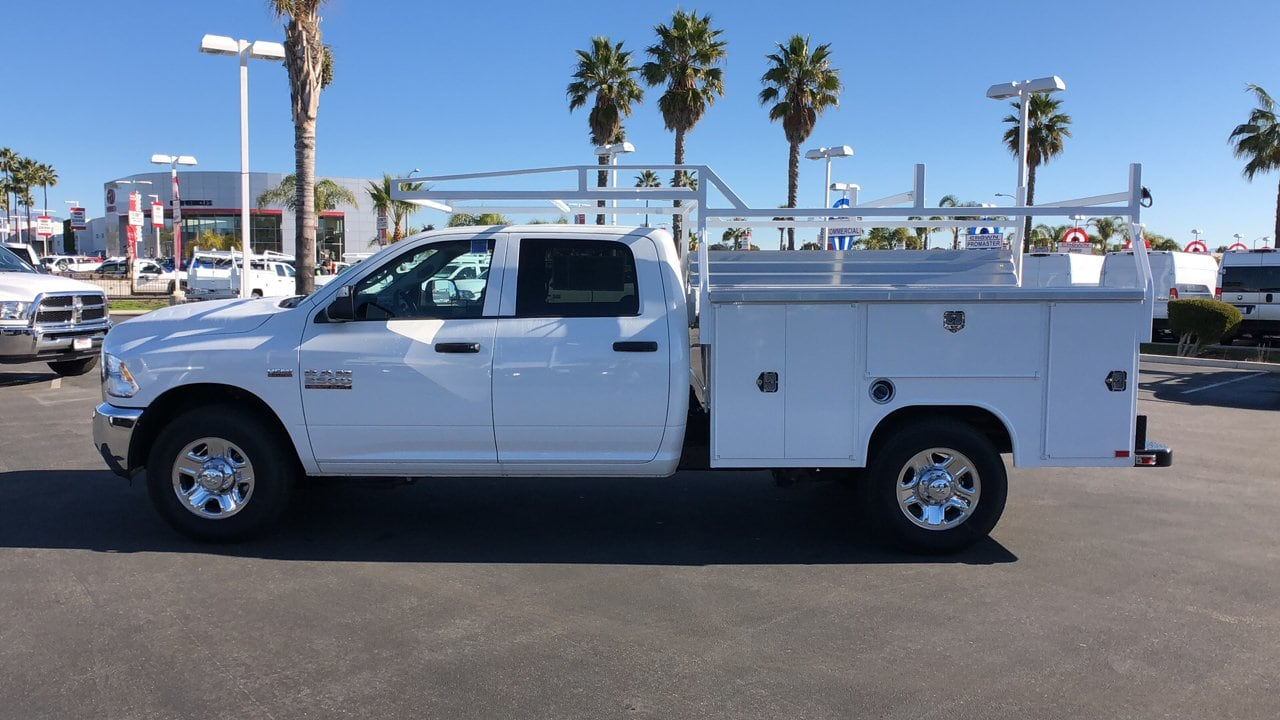 2018 Ram 2500 Crew Cab 4x2,  Service Body #E3225 - photo 10