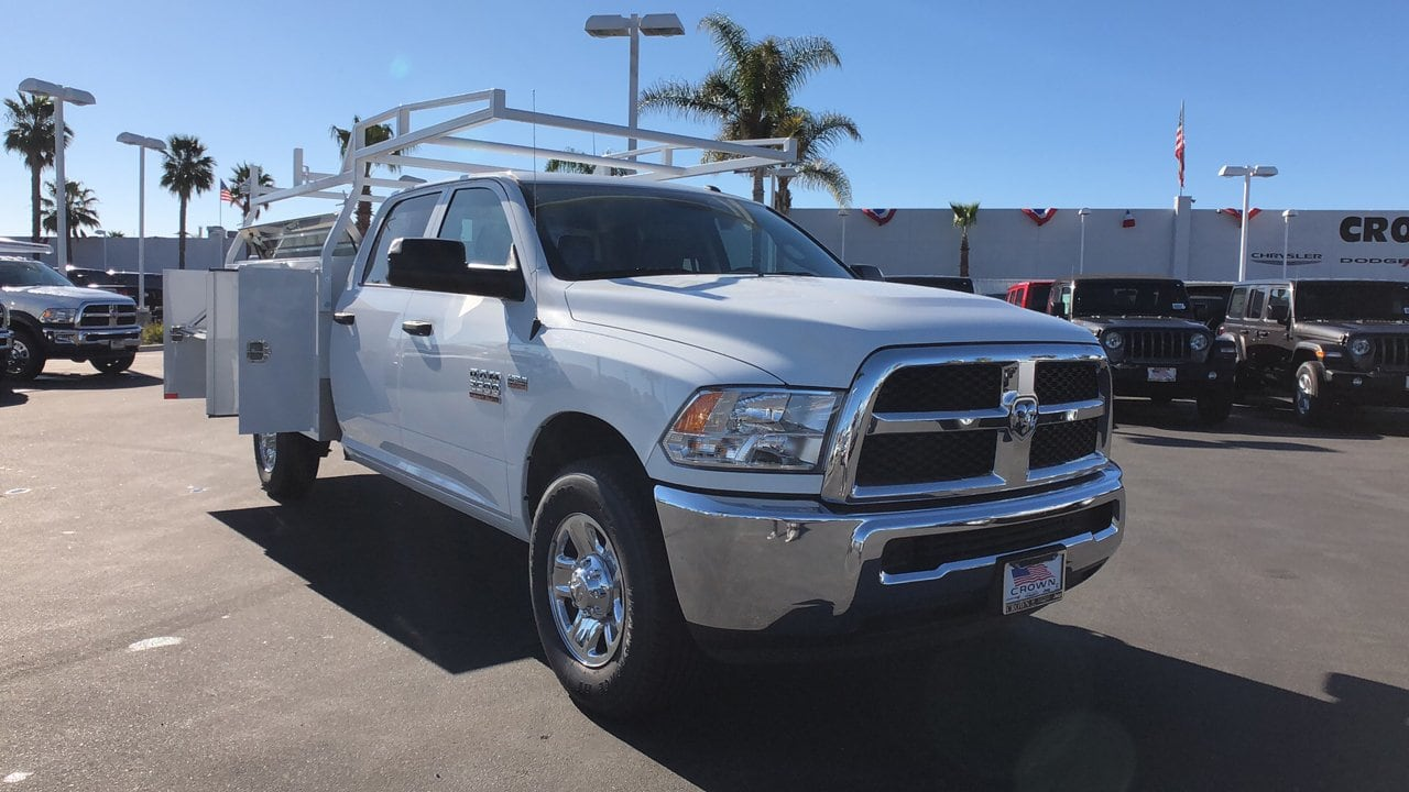 2018 Ram 2500 Crew Cab 4x2,  Service Body #E3225 - photo 6