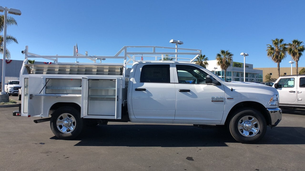 2018 Ram 2500 Crew Cab 4x2,  Service Body #E3225 - photo 7