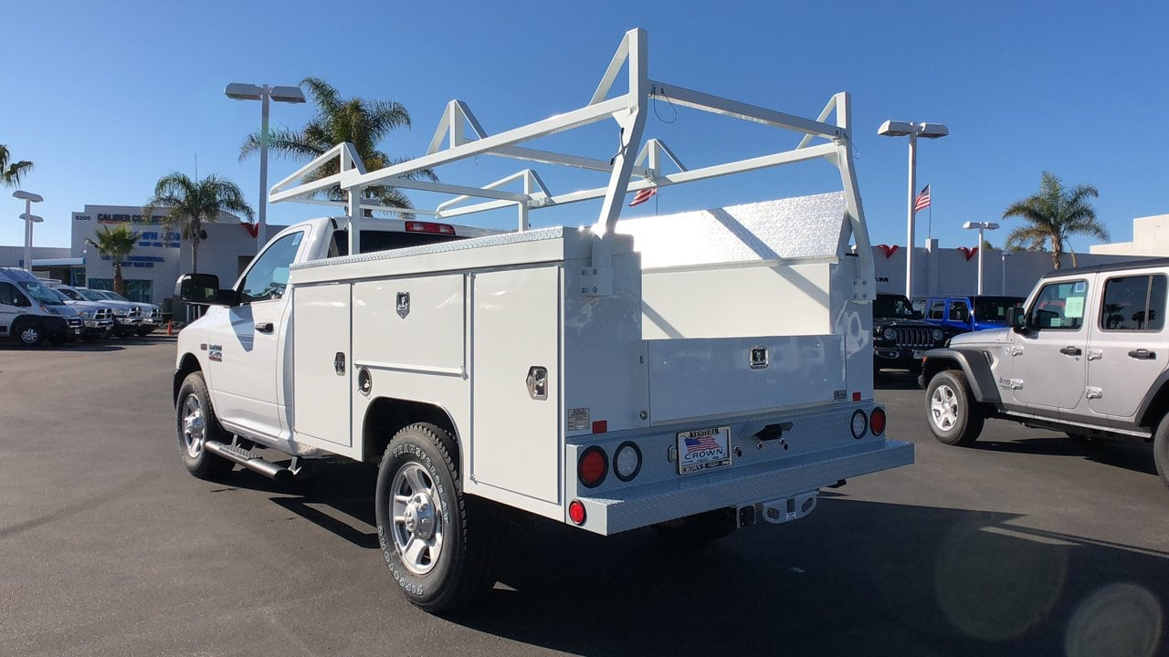 2018 Ram 2500 Regular Cab 4x2,  Scelzi Service Body #E3230 - photo 2