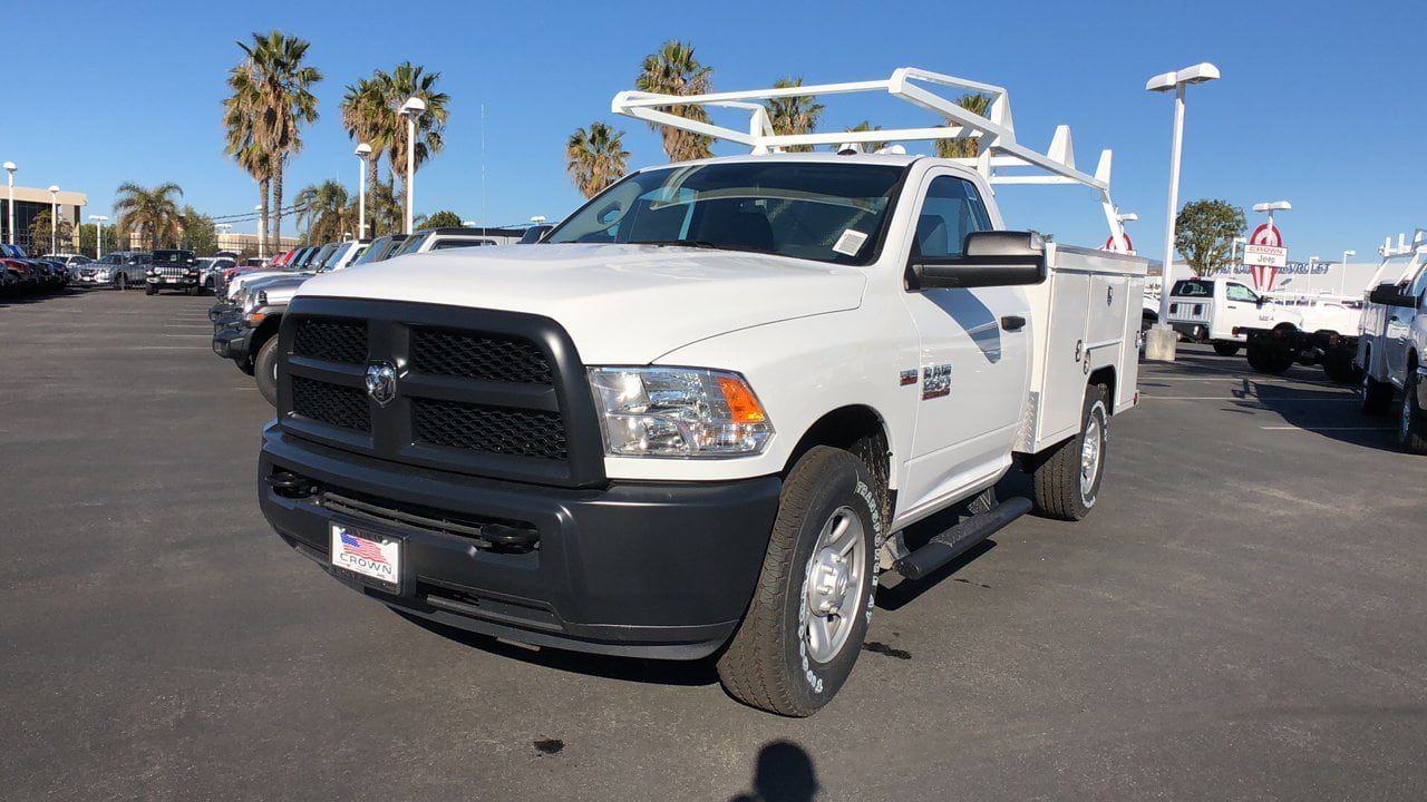 2018 Ram 2500 Regular Cab 4x2,  Scelzi Service Body #E3230 - photo 9