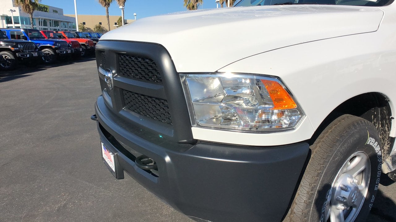 2018 Ram 2500 Regular Cab 4x2,  Scelzi Service Body #E3230 - photo 10