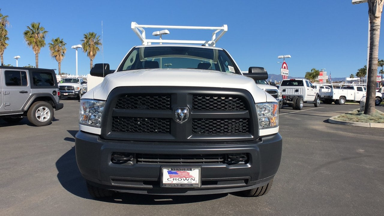 2018 Ram 2500 Regular Cab 4x2,  Scelzi Service Body #E3230 - photo 3