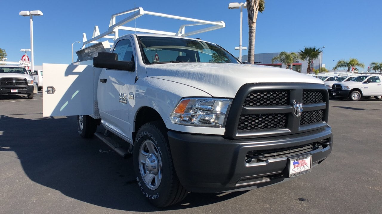 2018 Ram 2500 Regular Cab 4x2,  Scelzi Service Body #E3230 - photo 4
