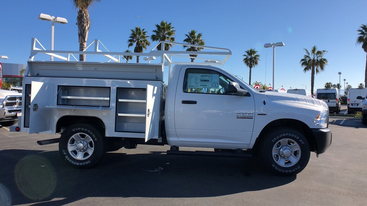 2018 Ram 2500 Regular Cab 4x2,  Scelzi Service Body #E3230 - photo 5