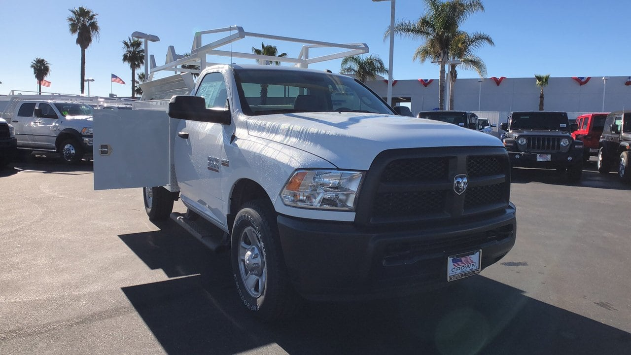 2018 Ram 2500 Regular Cab 4x2,  Service Body #E3231 - photo 4
