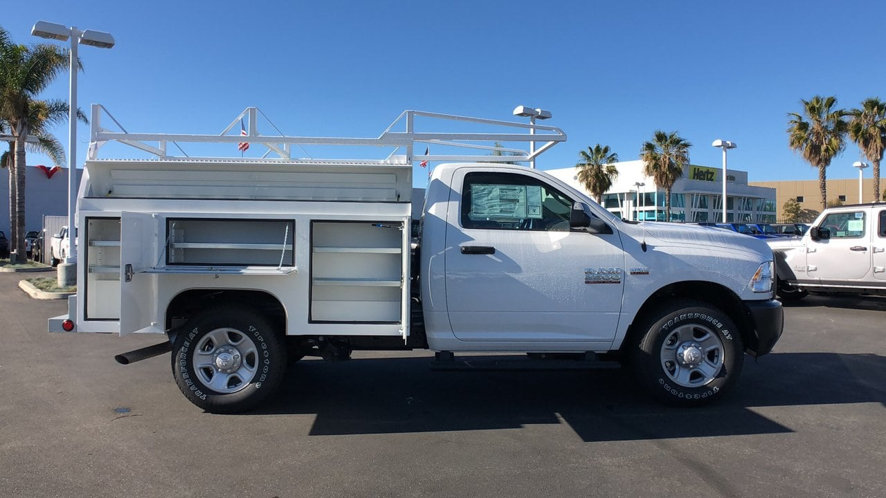 2018 Ram 2500 Regular Cab 4x2,  Service Body #E3231 - photo 5