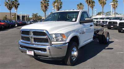2018 Ram 3500 Regular Cab DRW 4x2,  Cab Chassis #E3237 - photo 1