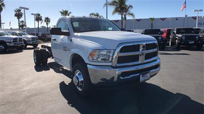 2018 Ram 3500 Regular Cab DRW 4x2,  Cab Chassis #E3237 - photo 4