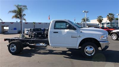 2018 Ram 3500 Regular Cab DRW 4x2,  Cab Chassis #E3237 - photo 5