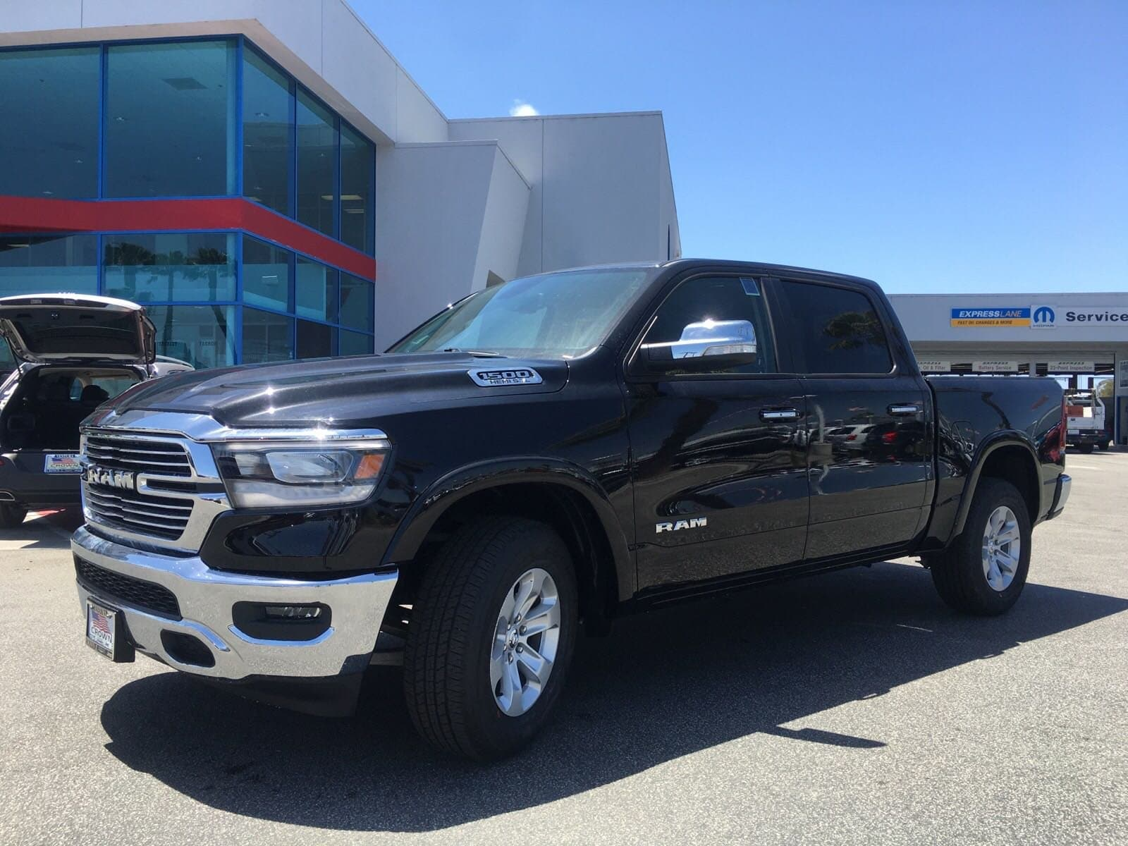 2019 Ram 1500 Crew Cab 4x2,  Pickup #G1028 - photo 1
