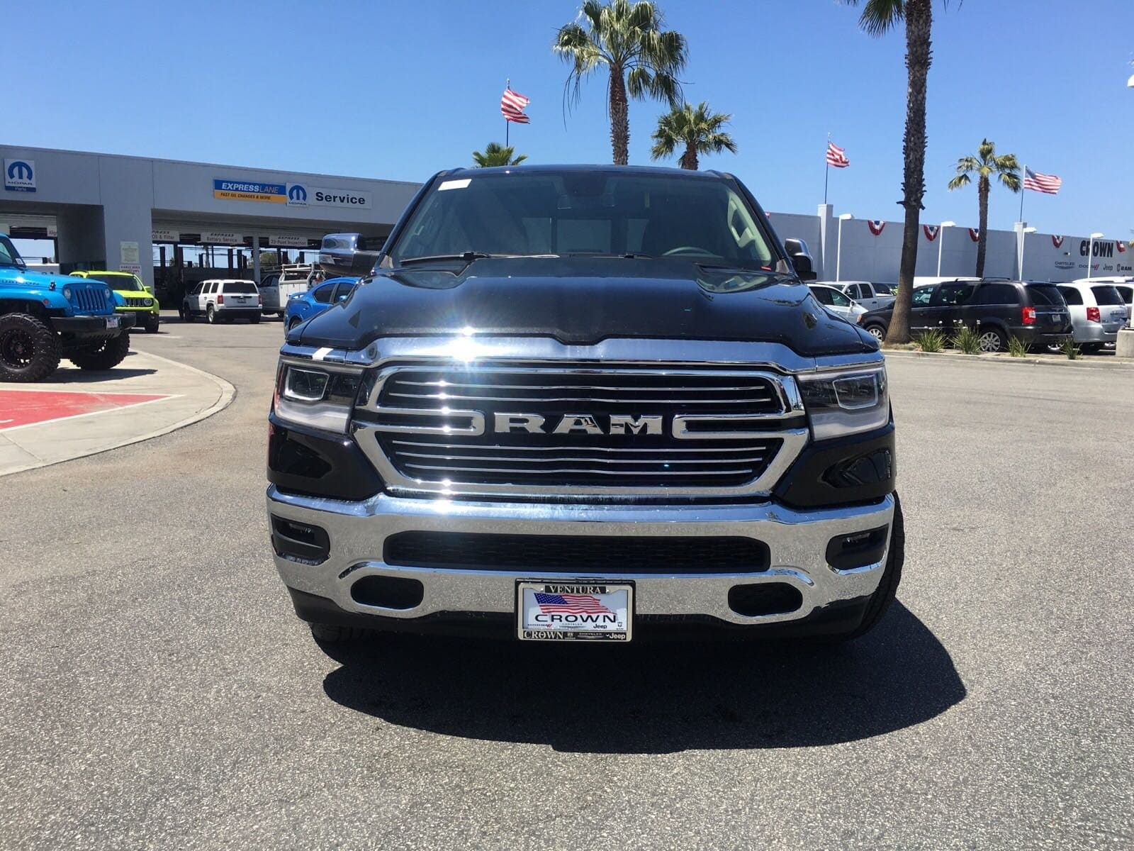 2019 Ram 1500 Crew Cab 4x2,  Pickup #G1028 - photo 3