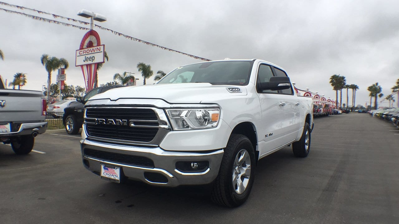 2019 Ram 1500 Crew Cab 4x4,  Pickup #G1065 - photo 1