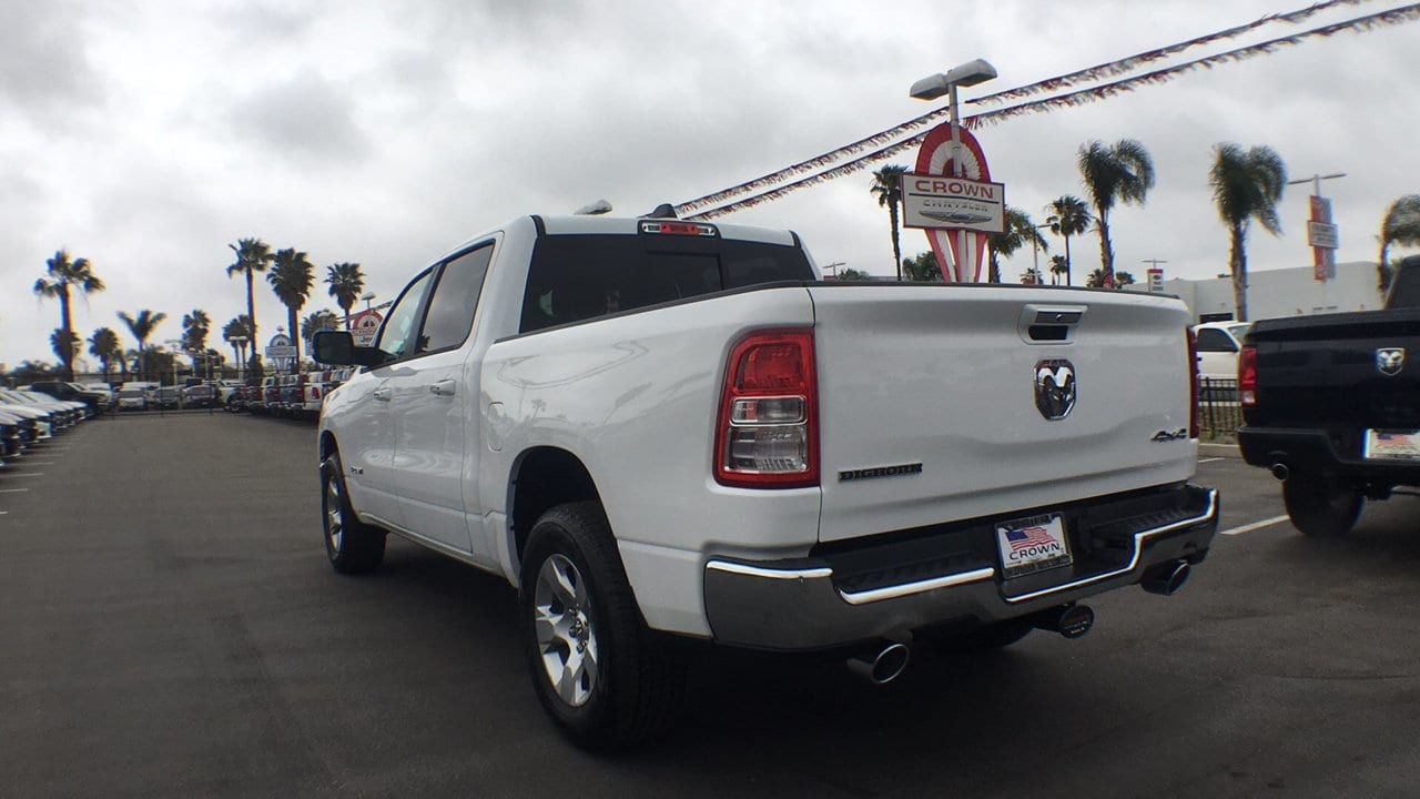 2019 Ram 1500 Crew Cab 4x4,  Pickup #G1065 - photo 2