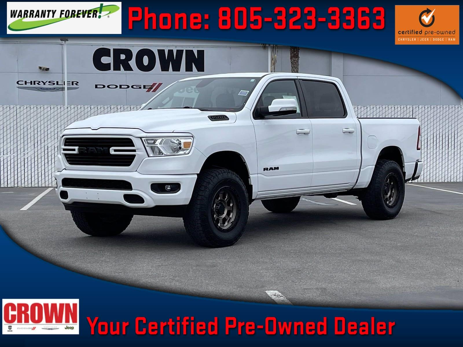 2019 Ram 1500 Crew Cab 4x4,  Pickup #G1068 - photo 1