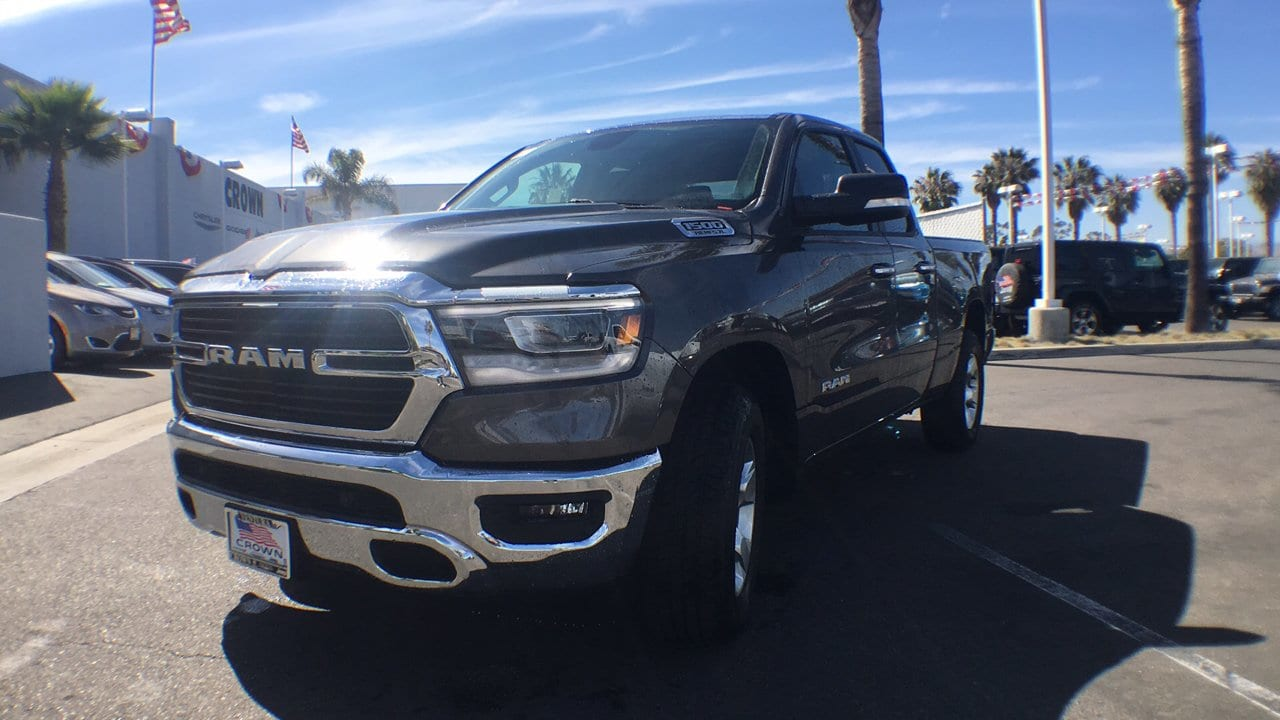 2019 Ram 1500 Quad Cab 4x2,  Pickup #G1073 - photo 1