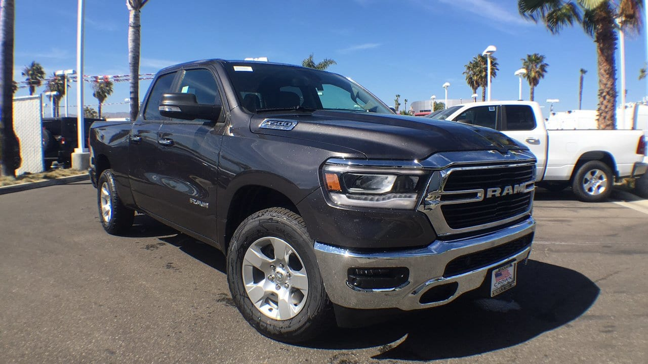 2019 Ram 1500 Quad Cab 4x2,  Pickup #G1073 - photo 4
