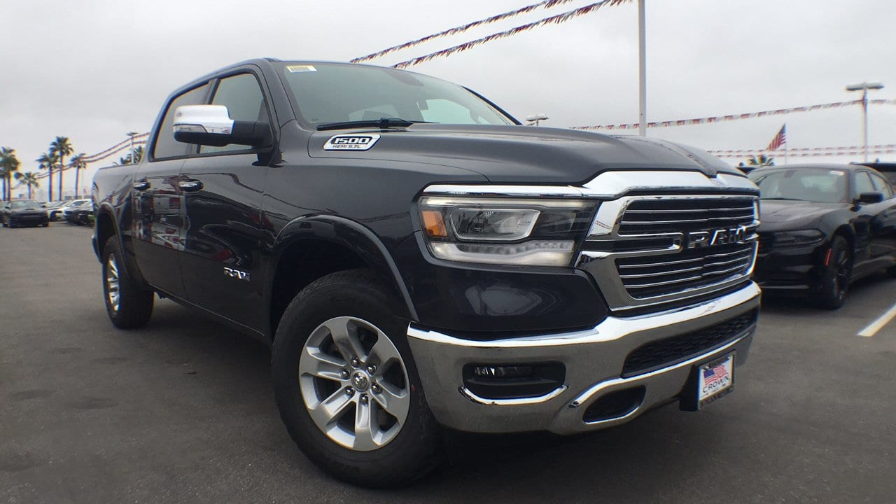 2019 Ram 1500 Crew Cab 4x2,  Pickup #G1089 - photo 4
