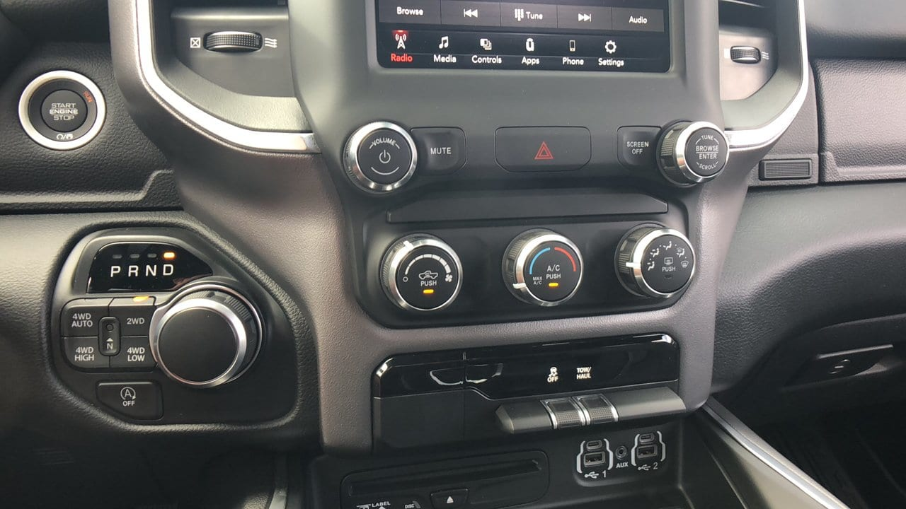 2019 Ram 1500 Crew Cab 4x4,  Pickup #G1161 - photo 27