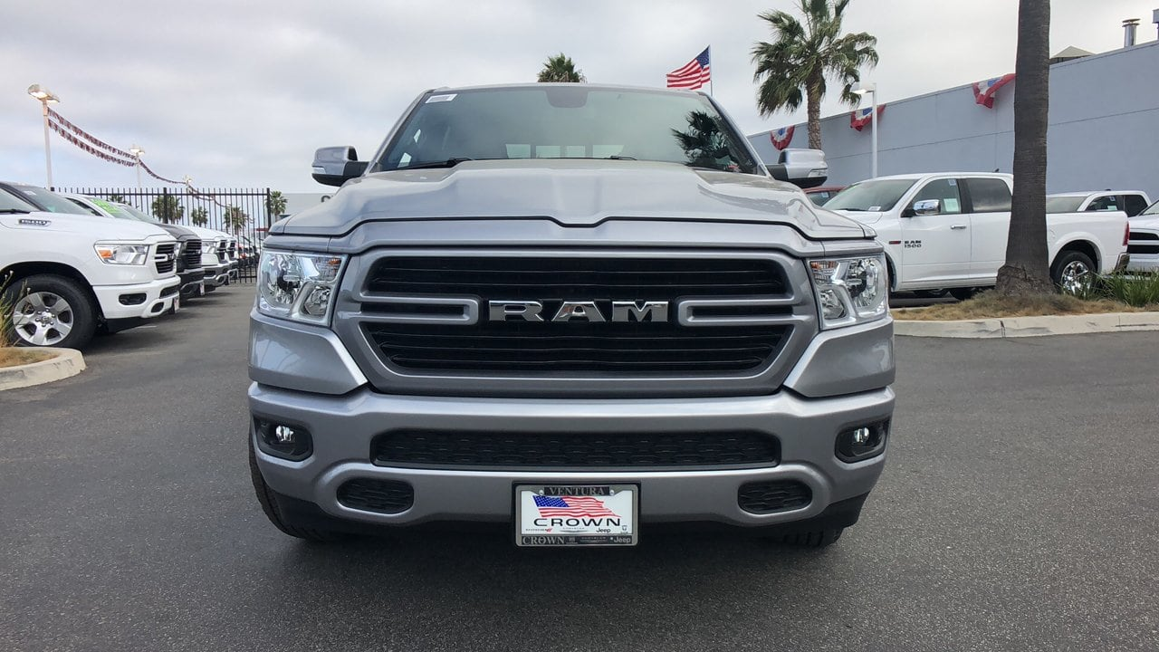 2019 Ram 1500 Crew Cab 4x4,  Pickup #G1161 - photo 3