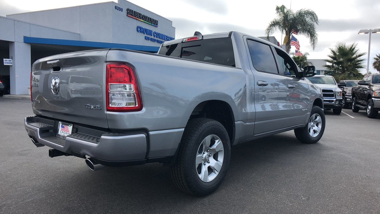 2019 Ram 1500 Crew Cab 4x4,  Pickup #G1161 - photo 7