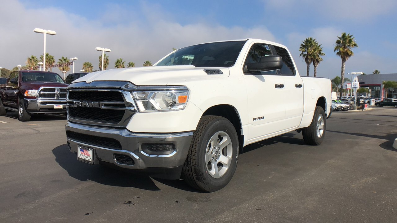 2019 Ram 1500 Quad Cab 4x2,  Pickup #G1178 - photo 1