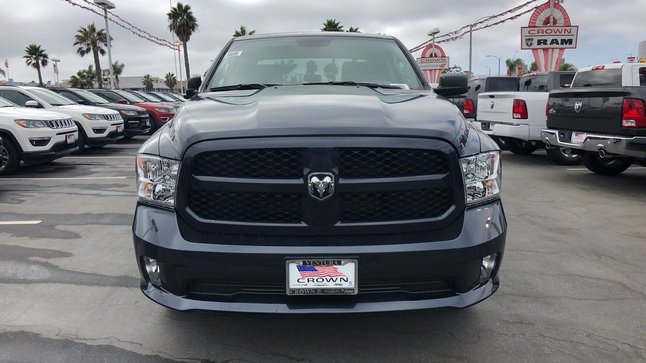 2019 Ram 1500 Crew Cab 4x2,  Pickup #G1197 - photo 3