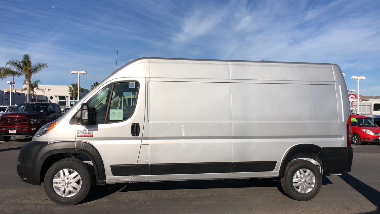 2019 ProMaster 2500 High Roof FWD,  Empty Cargo Van #G1358 - photo 9