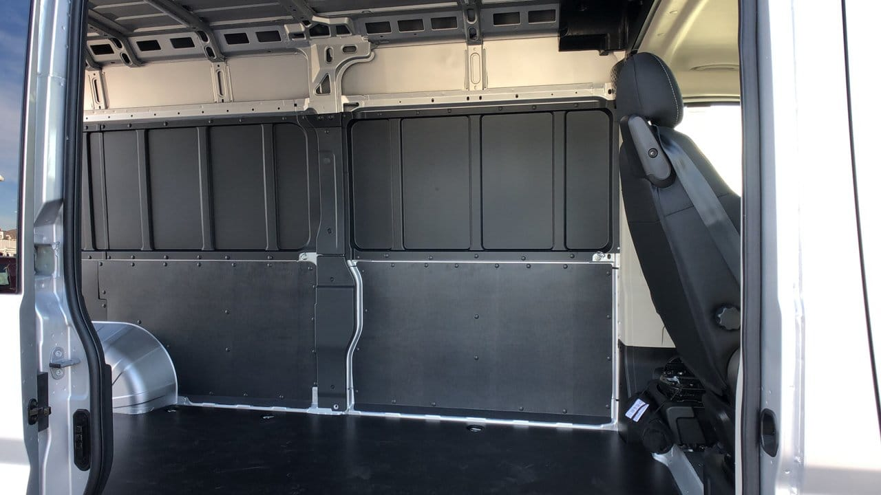 2019 ProMaster 2500 High Roof FWD,  Empty Cargo Van #G1358 - photo 10