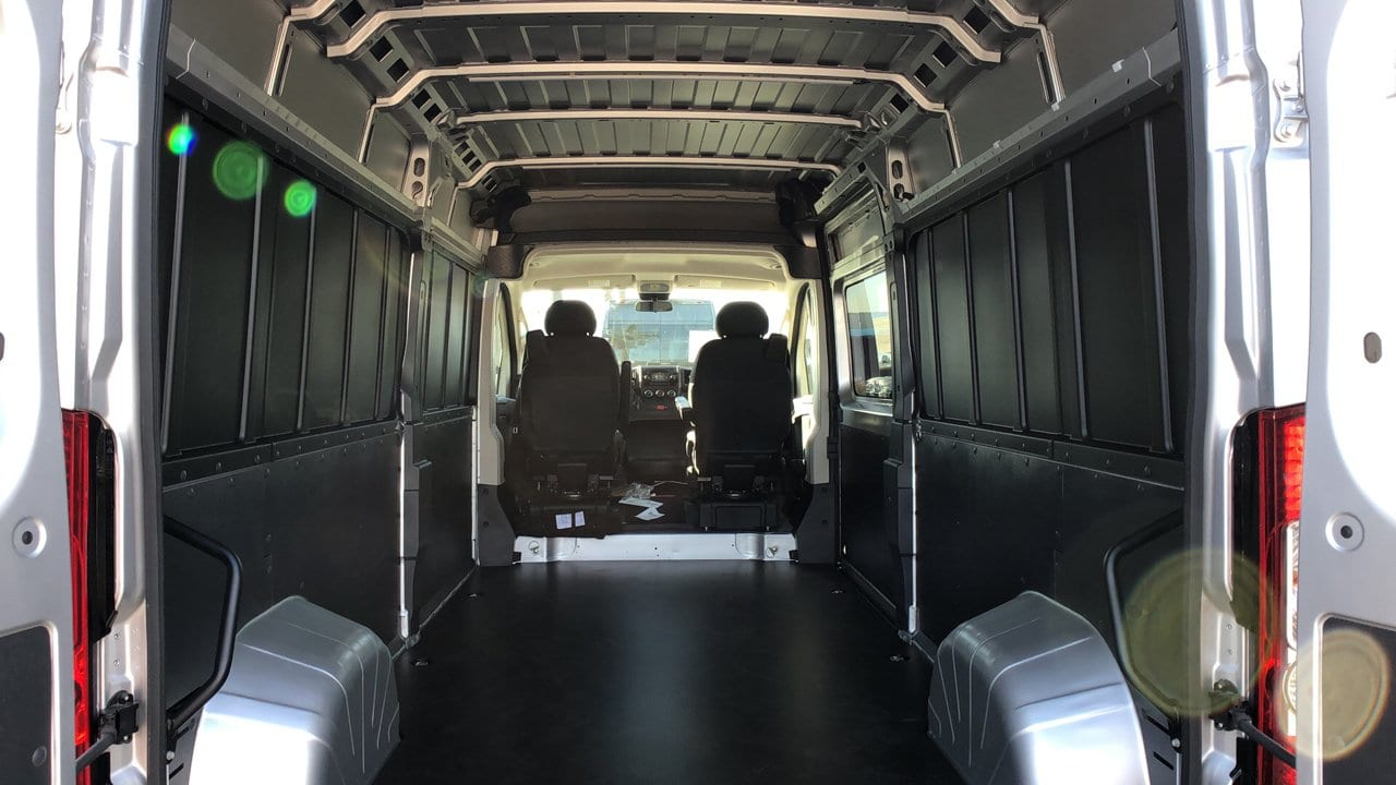 2019 ProMaster 2500 High Roof FWD,  Empty Cargo Van #G1358 - photo 2