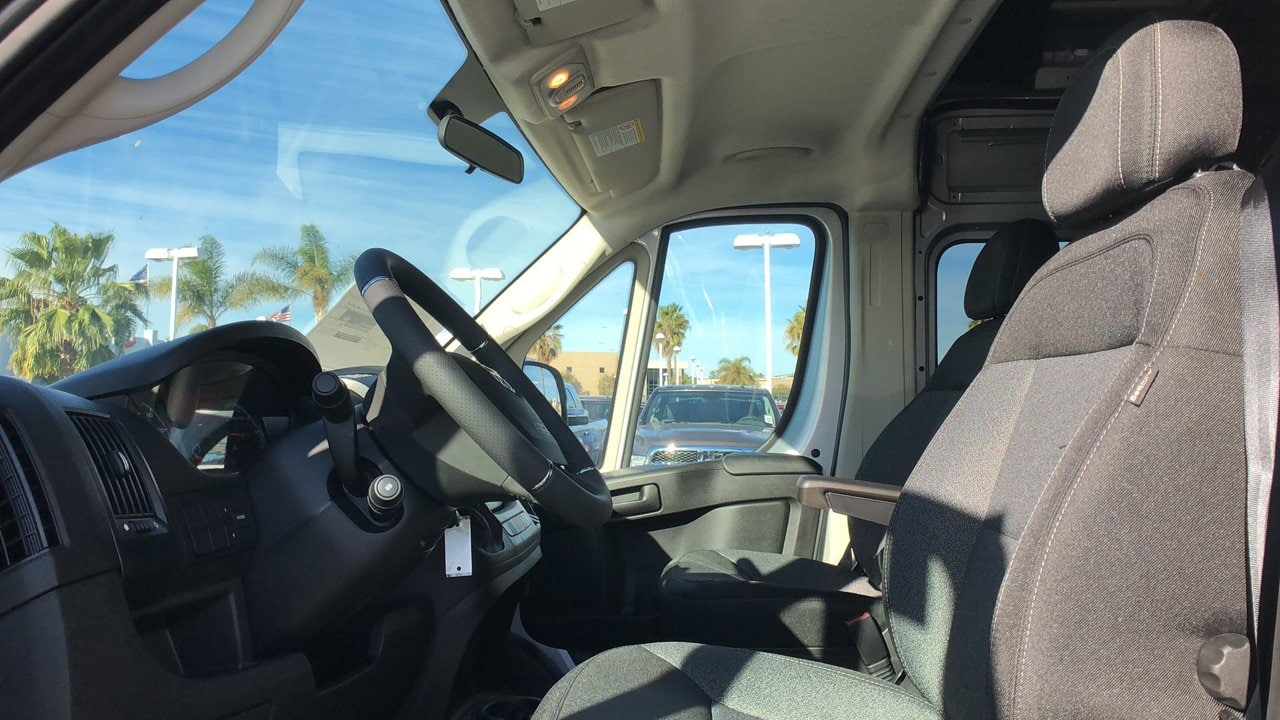 2019 ProMaster 2500 High Roof FWD,  Empty Cargo Van #G1358 - photo 12