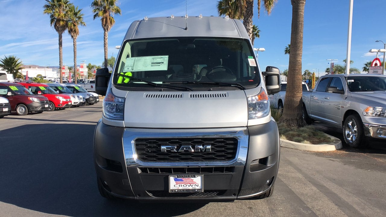 2019 ProMaster 2500 High Roof FWD,  Empty Cargo Van #G1358 - photo 3