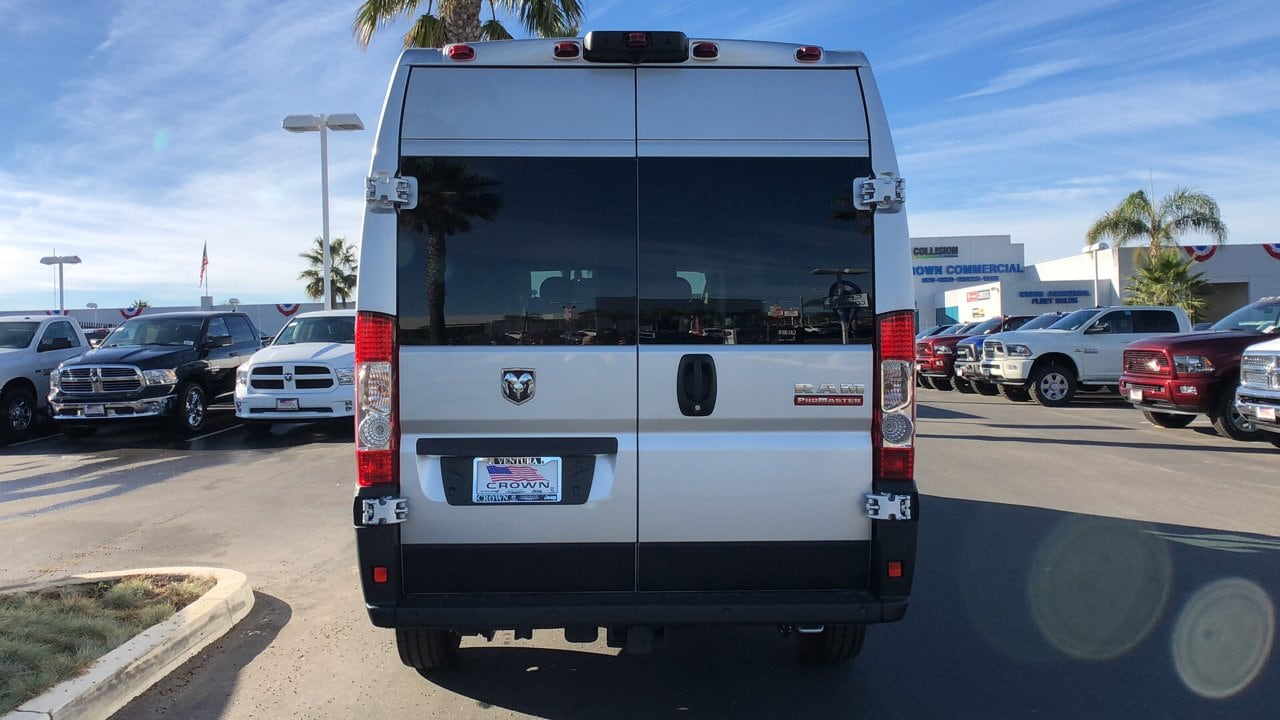 2019 ProMaster 2500 High Roof FWD,  Empty Cargo Van #G1358 - photo 7