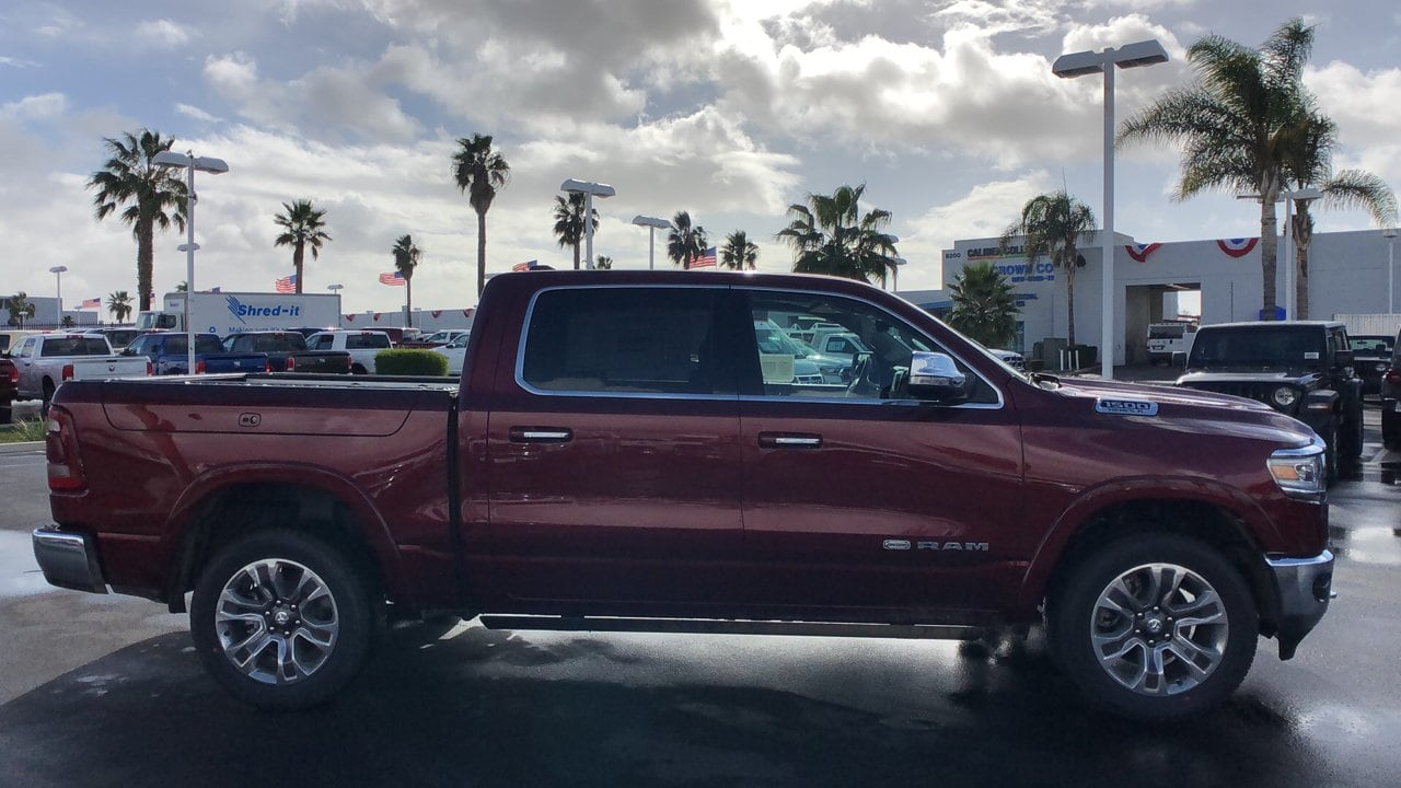 2019 Ram 1500 Crew Cab 4x2,  Pickup #G1391 - photo 5