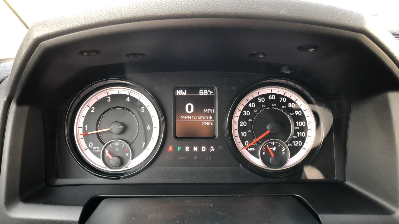 2019 Ram 1500 Crew Cab 4x4,  Pickup #G1540 - photo 21