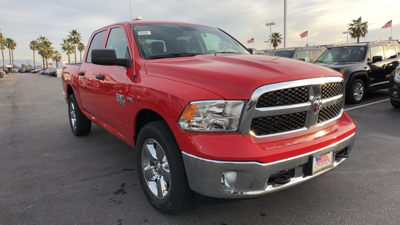 2019 Ram 1500 Crew Cab 4x4,  Pickup #G1540 - photo 4