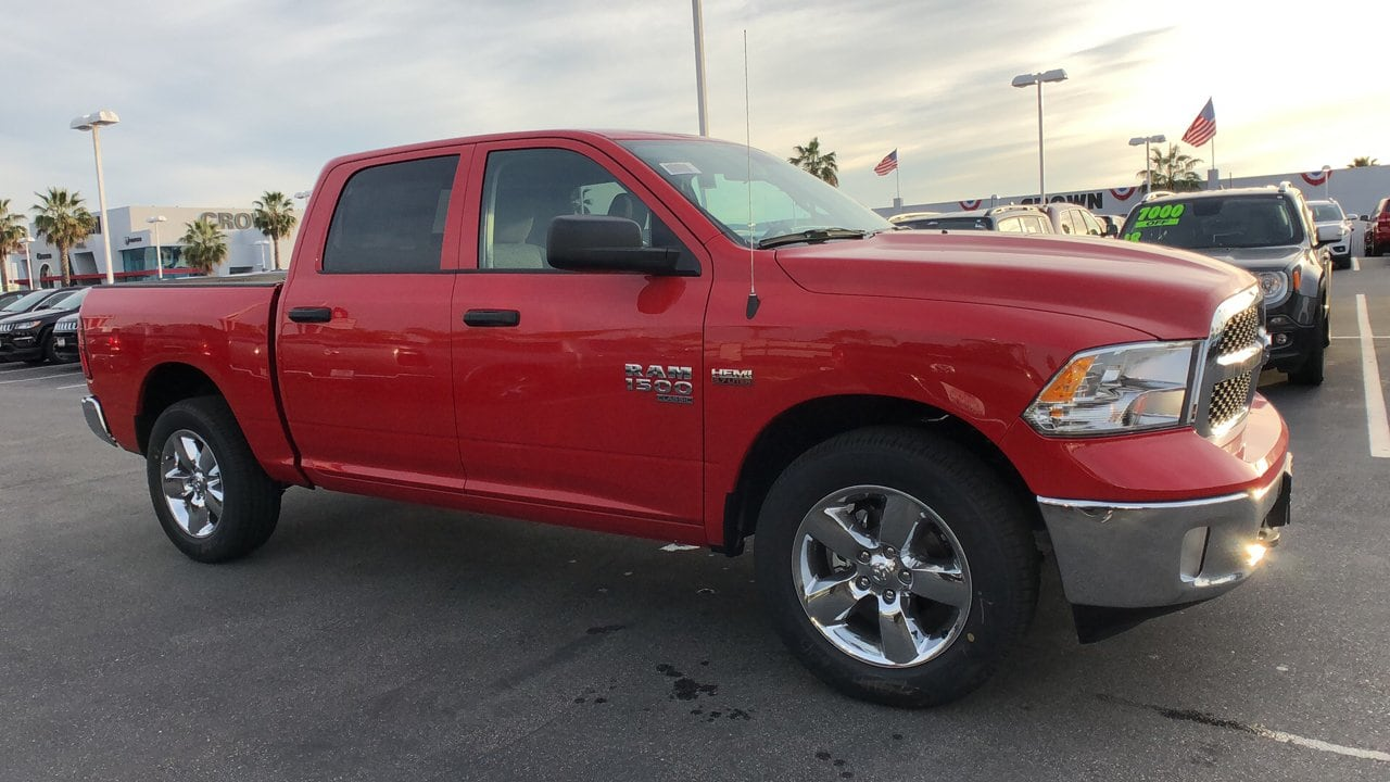 2019 Ram 1500 Crew Cab 4x4,  Pickup #G1540 - photo 5