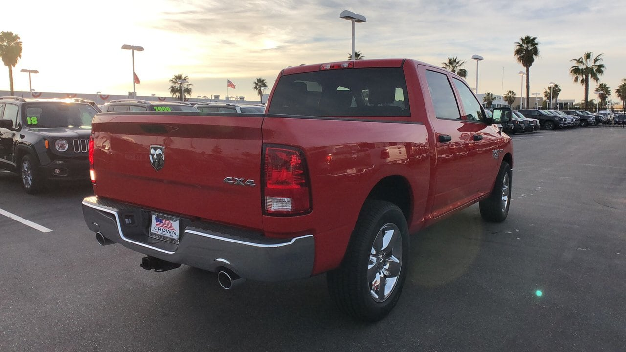 2019 Ram 1500 Crew Cab 4x4,  Pickup #G1540 - photo 7