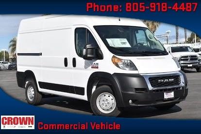 2019 Ram ProMaster 1500 High Roof FWD, Ranger Design Upfitted Cargo Van #G1736U - photo 1