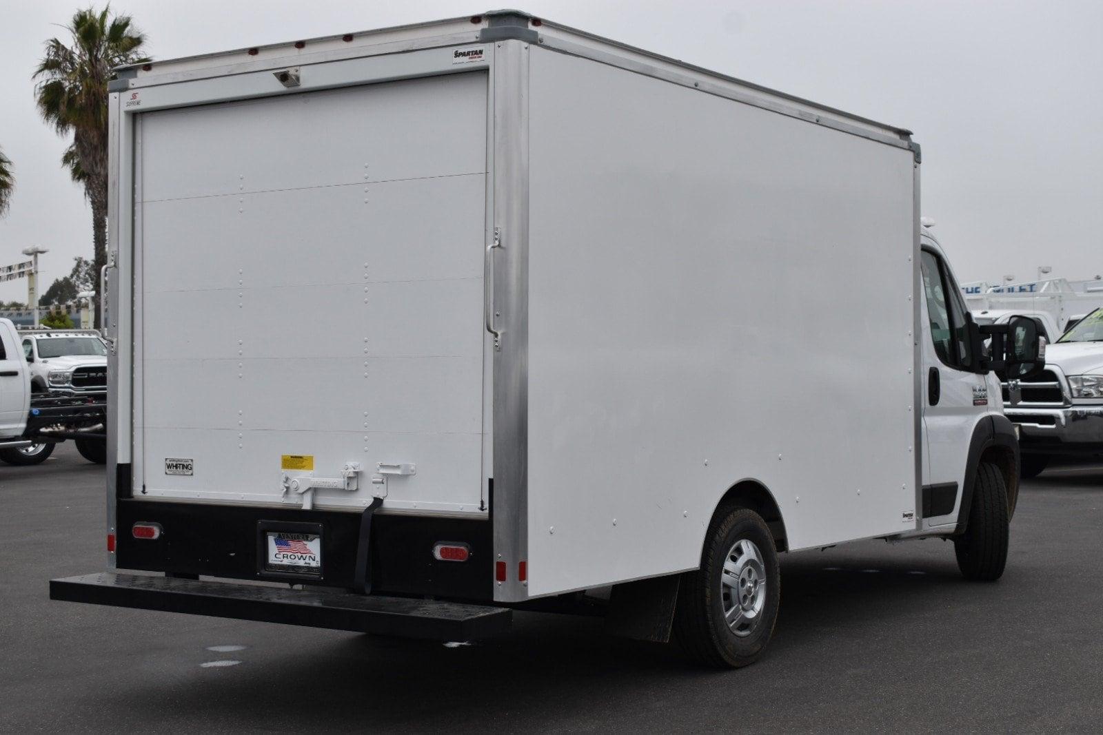 2019 Ram ProMaster 3500 Standard Roof FWD, Supreme Cutaway Van #G2420 - photo 1