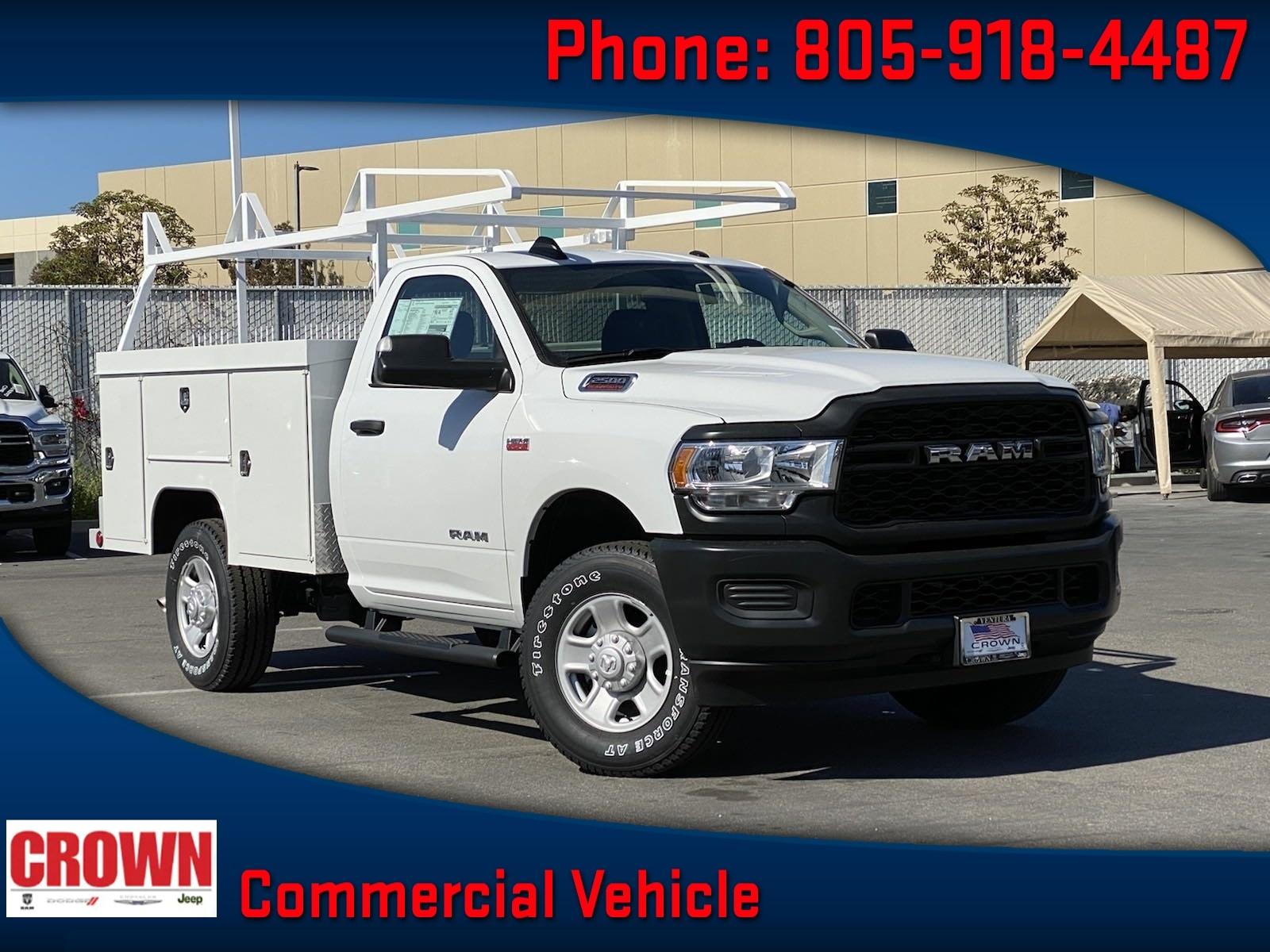 Crown Dodge Commercial Work Trucks And Vans